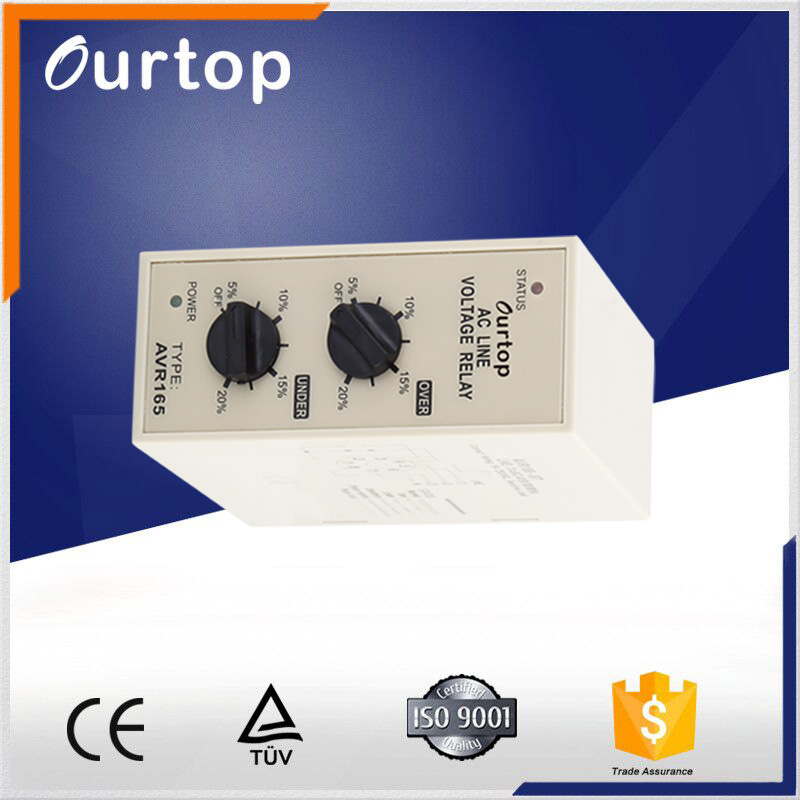Over Under Voltage Relays Voltage And Phase Monitor