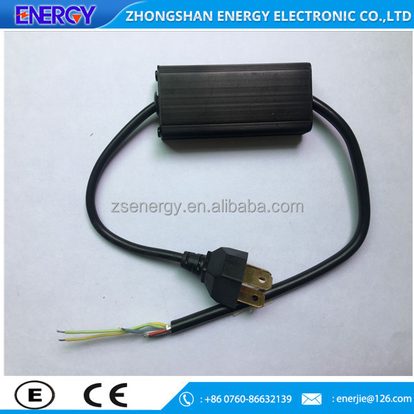 New H4 led car headlight drive supply (ballast) Manufacturer in China auto electronics