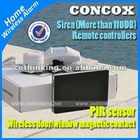 security alarm GM02 door window security/alarm sensor /garage door sensor