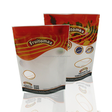 Wholesale price ziplock stand up pouch food 1kg plastic bags for tobacco
