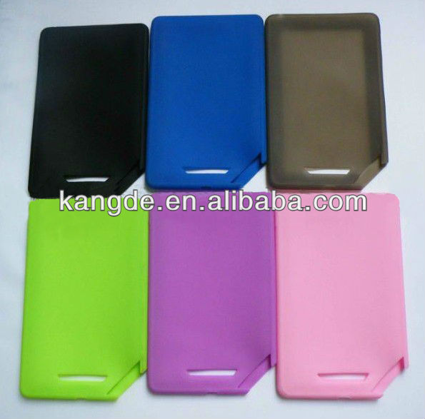 For nook color nook tablet silicon case