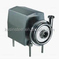 Sanitary stainless steel centrifugal pump water pump