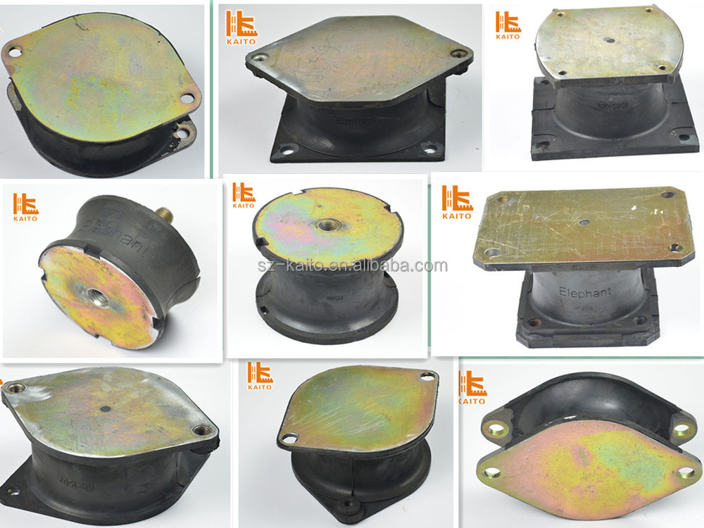 High Quality industrial antivibration rubber mounting