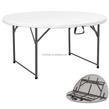 2016 Folding Round Plastic Table For Wedding
