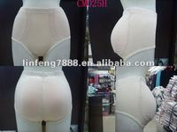 Silicone padded High rise Hip up Panty CM025H