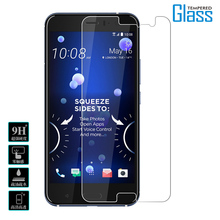 2017 NEW PRODUCE and HOT SELL tempered film for Htc U11 /wholesale price and custom case