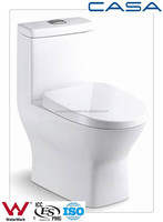 Bathroom ceramic water closet factory toilet tank lid