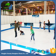 Lifetime guarantee synthetic ice rink for United Arab