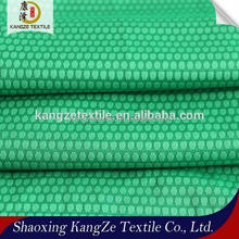 Most popular jacquard knit dry fit jersey fabric for soccer suits