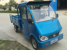 new brand ZF-KYMCO battery charging passenger and cargo truck tricycle