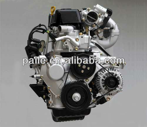 Diesel complete engine for replacement of Toyota 4Y-ME