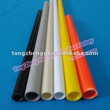 Colored PVC Pipe 200MM Rigid Orange Bulk Cheap Black PVC Pipe