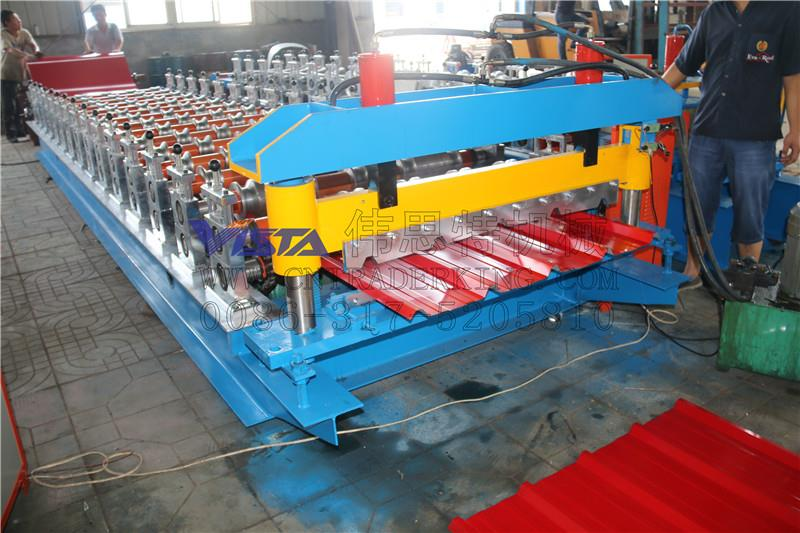Multifunctional tapering pipe end forming machine for wholesales