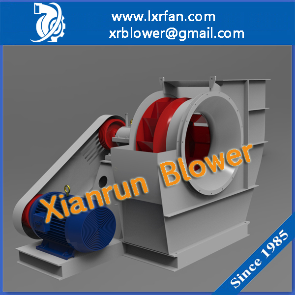 New Technology Industrial Dust Removal Centrifugal Fan