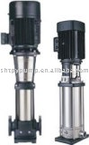 CDL/CDLF STAINLESS STEEL VERTICAL MULTISTAGE CENTRIFUGAL PUMP