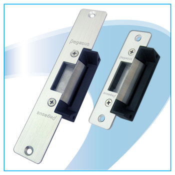 Dc 12v 24v fail safe and secure adjustable electric door for Safe and secure products