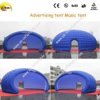 New arriving custom size big inflatable tent