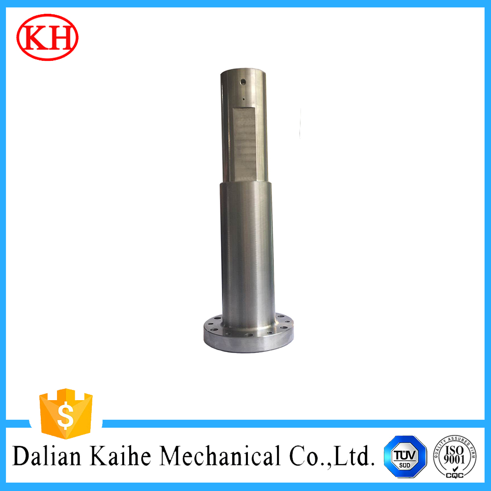 professional machinery supplier scooter part reduce bushing and metal machining shaft cnc machining