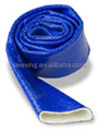 Fire sleeve cool blue