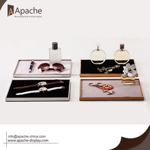 High Quality Jewelry/watch/Glasses Display Tray