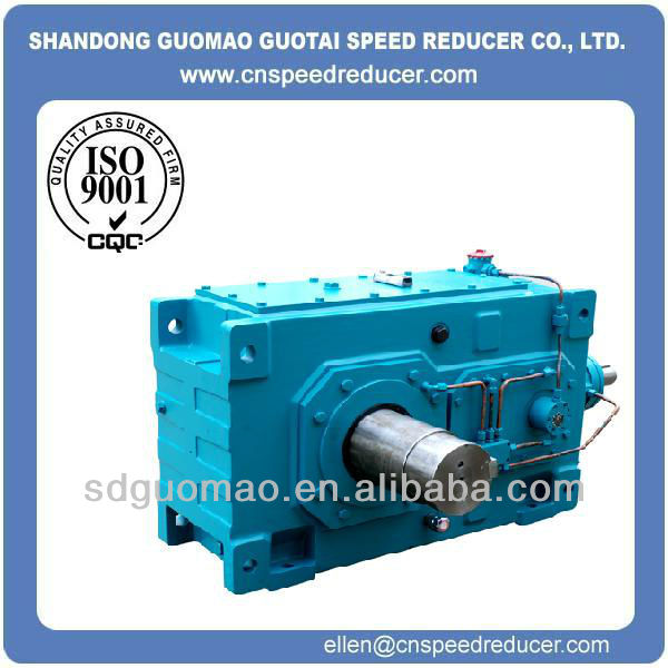 Guomao 90 degree angle helical gear drive