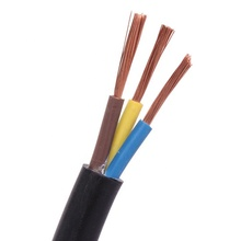 3x1.5mm2 Copper Conductor Rubber Flexible Welding Cable