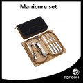 deluxe men pu manicure set