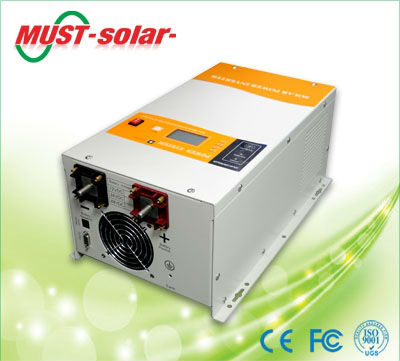 MPPT offgrid solar power inverter PV3000 1000w dc 12v to ac 230v inverter