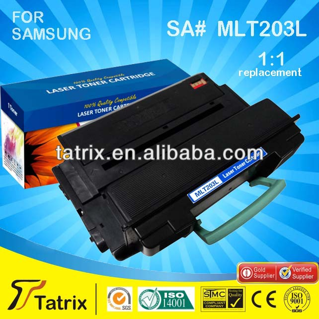 MLT-203L Toner,MLT-203L Toner Cartridge Compatible MLT-203L for Samsung with 1 Year Warranty