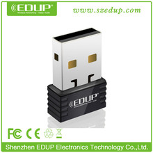 EDUP EP-N8531 150m Mini Wifi USB (ralink rt 5370 n) wifi dongle Adapter Android with rt5370 chipset