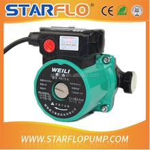 STARFLO RS15-6 220v electric motor small circulating cooling water pump