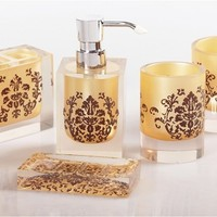 Resin Bathroom Accessories Sets Home Hotel