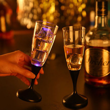 Wholesale high quality party used flashing cup led champagne cup