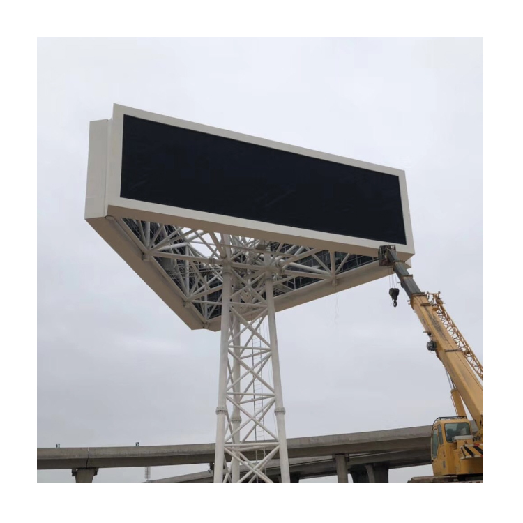 waterproof led billboard outdoor <strong>p10</strong> 1r v706 led display module Best Price cheap video wall led church screen square tv screen