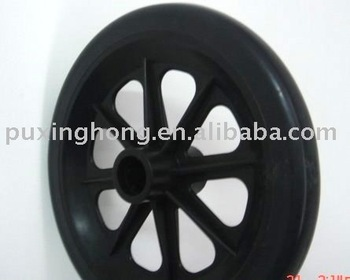 PU foam wheelchair tire