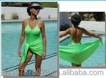 Our stylish Brigitewear Sarong Cover-up