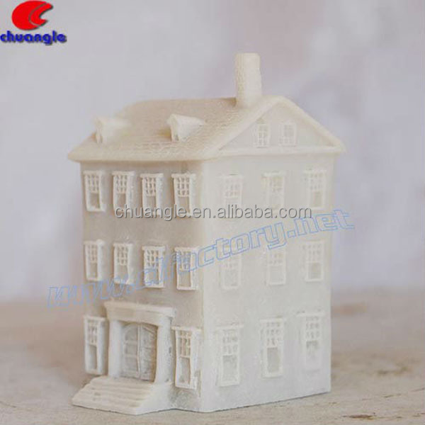 Resin Model House, Scale Model House , OEM House Model