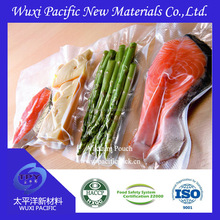 Hot sale 9 layers PA/PE high barrier food grade vacuum bags for seafood packing