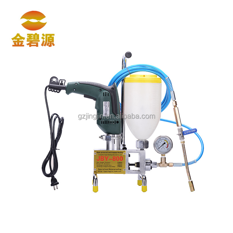leak stoppage waterproof grouter machine
