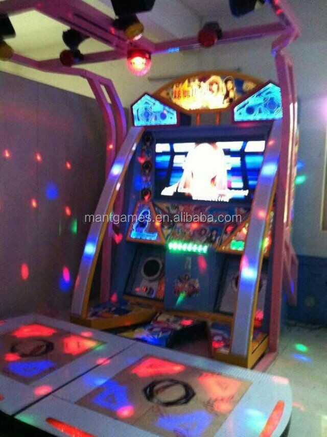 2015 Dance heads machine,dance machines for sale,cheap wholesale video games