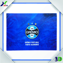 China Factory Custom Print PP 3D Lenticular Placemat