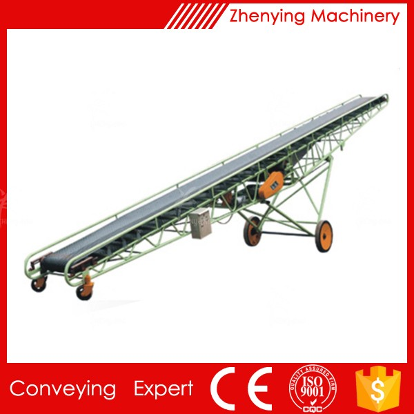 Customized steep sidewall pharmaceutical belt conveyor