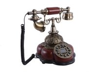 Classic antique novetly Home phone /Telephone with Caller ID