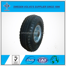 Eco-Friendly Solid Rubber Tyres