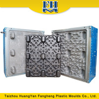 New type Household Product Pallet Plastic Blow Mould