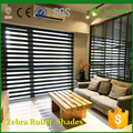 Window double layer blackout Chain zebra blinds