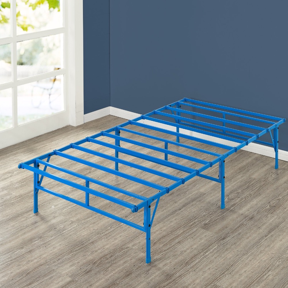 Home use steel folding extra bed