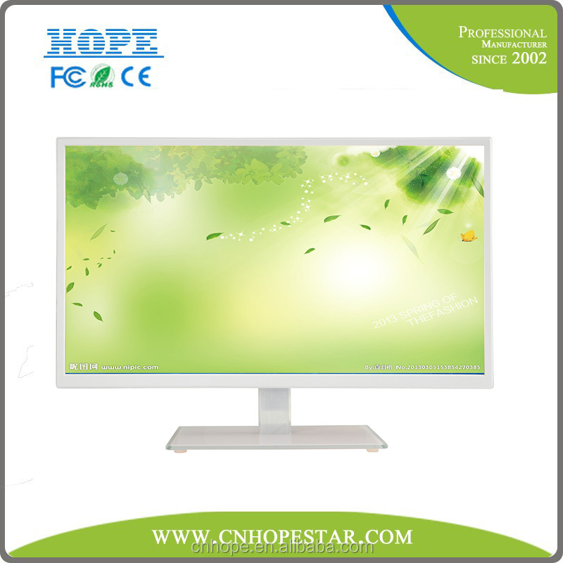 LED computer monitor with top quality and cheap price 21.5 '' 23.5 23.8 24 27 32 inch