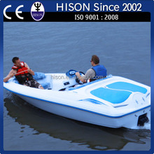 China manufacturing Hison 26ft jet boat