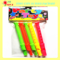 Promotional Hot Sale Colorful Plastic Whistle